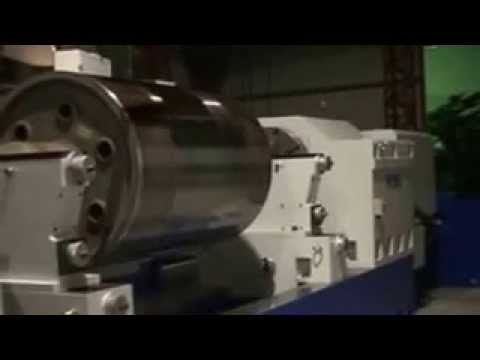 CNC-Walzenschleifmaschinen für Werkstücke bis 2000mm Durchmesser