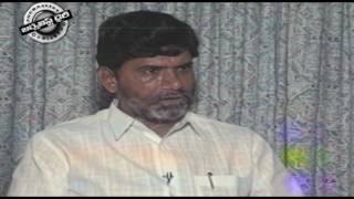 CHANDRABABU NAIDU INTERVIEW ABOUT HIS REVOLT AGAINST NTR
