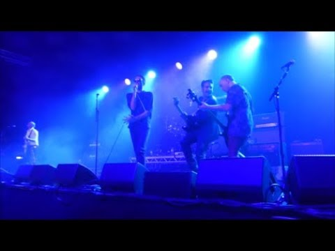 Terminal Gods - Lessons In Fire - Glasgow, Barrowlands, 27th June 2019