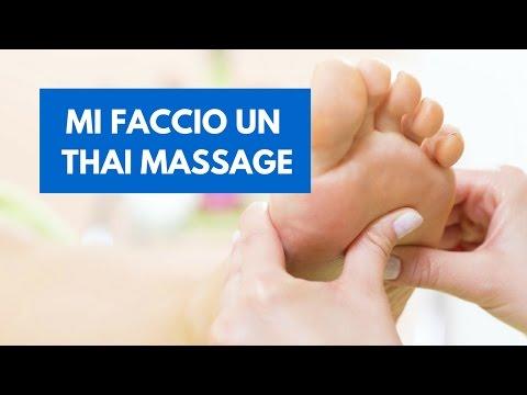 Tutto quello che devi sapere sul massaggio thai