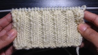 How To Knit 2x2 Rib Stitch For Beginners