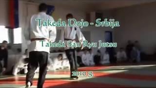 Takeda San Ryu Jutsu - prezentacija 2010