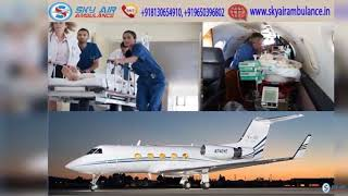 Book Air Ambulance in Mumbai with Full Emergency Setup