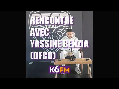 Rencontre avec Yassine Benzia (DFCO)