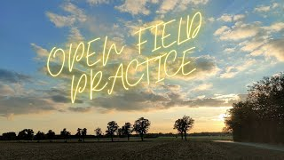 Open field practice   FPV Freestyle   What is going on with my gopro ?