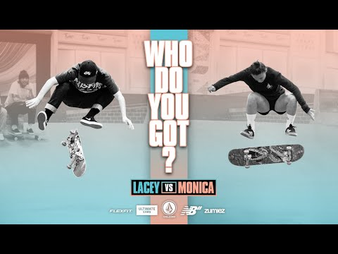 Who Do You Got? Lacey Baker vs. Monica Torres | WBATB