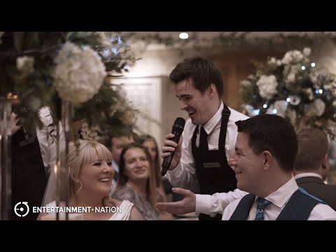 Wait and Sing Waiters - Wedding Performance
