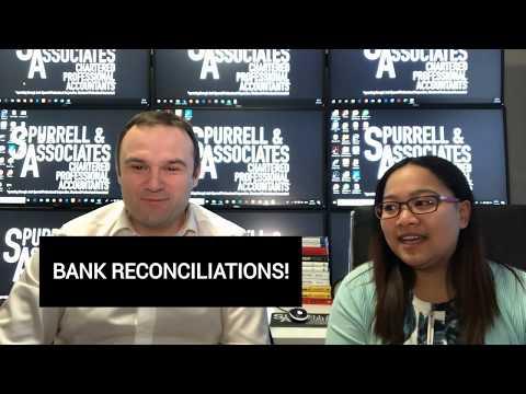 Bank Reconciliations