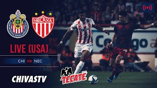 Chivas vs. Necaxa LIVE brought to you by TECATE | Week 6 | Apertura 2019 | CHIVASTV | ENGLISH