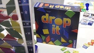 Kurzerklärung: Drop It - Spielwarenmesse 2018 Nürnberg
