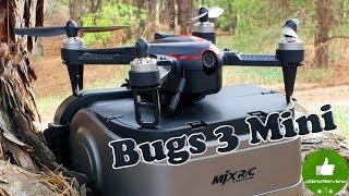 ✔ Недорогой FPV Квадрокоптер - MJX Bugs 3 Mini!