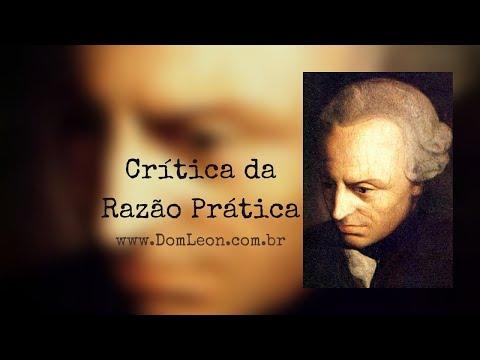 AudioBook Immanuel Kant: Critica da Razão Prática