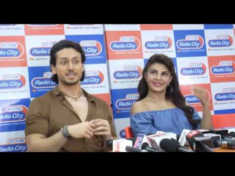 MUSIC LAUNCH OF A FLYING JATT WITH TIGER SHROFF & JACQUELINE FERNANDEZ