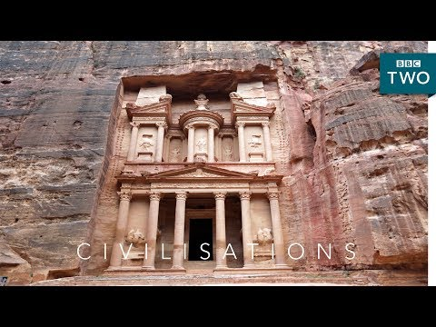 Petra's Spectacular Stone Monument