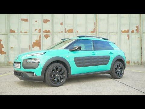 Citroen C4 Cactus - 360° Video | auto motor und sport
