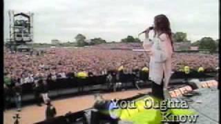 You Oughta Know  Live - Alanis Morissette