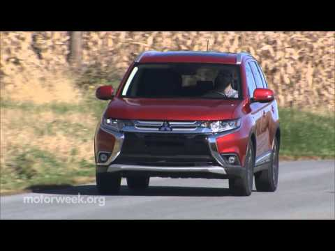 MotorWeek | Road Test: 2016 Mitsubishi Outlander GT