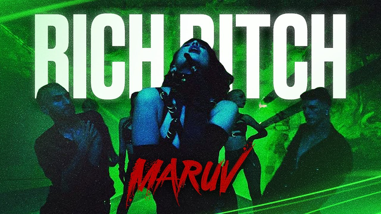 Maruv — Rich B*tch (Dance Video)