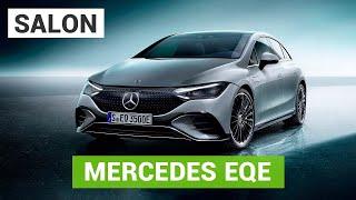 Mercedes EQE : le nouveau Tesla killer ?