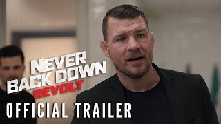 NEVER BACK DOWN: REVOLT - Official Trailer (HD)   On Disc and Digital 11/16!
