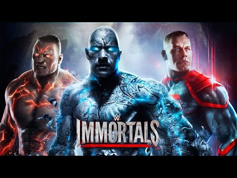 wwe immortals android hack
