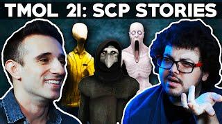 SCP Stories (TMOL Podcast #21)