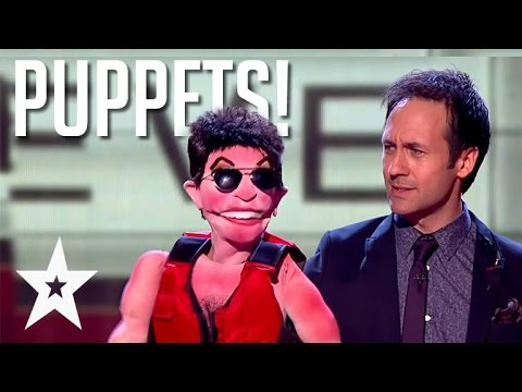 10 Amazingly Funny Ventriloquist Acts