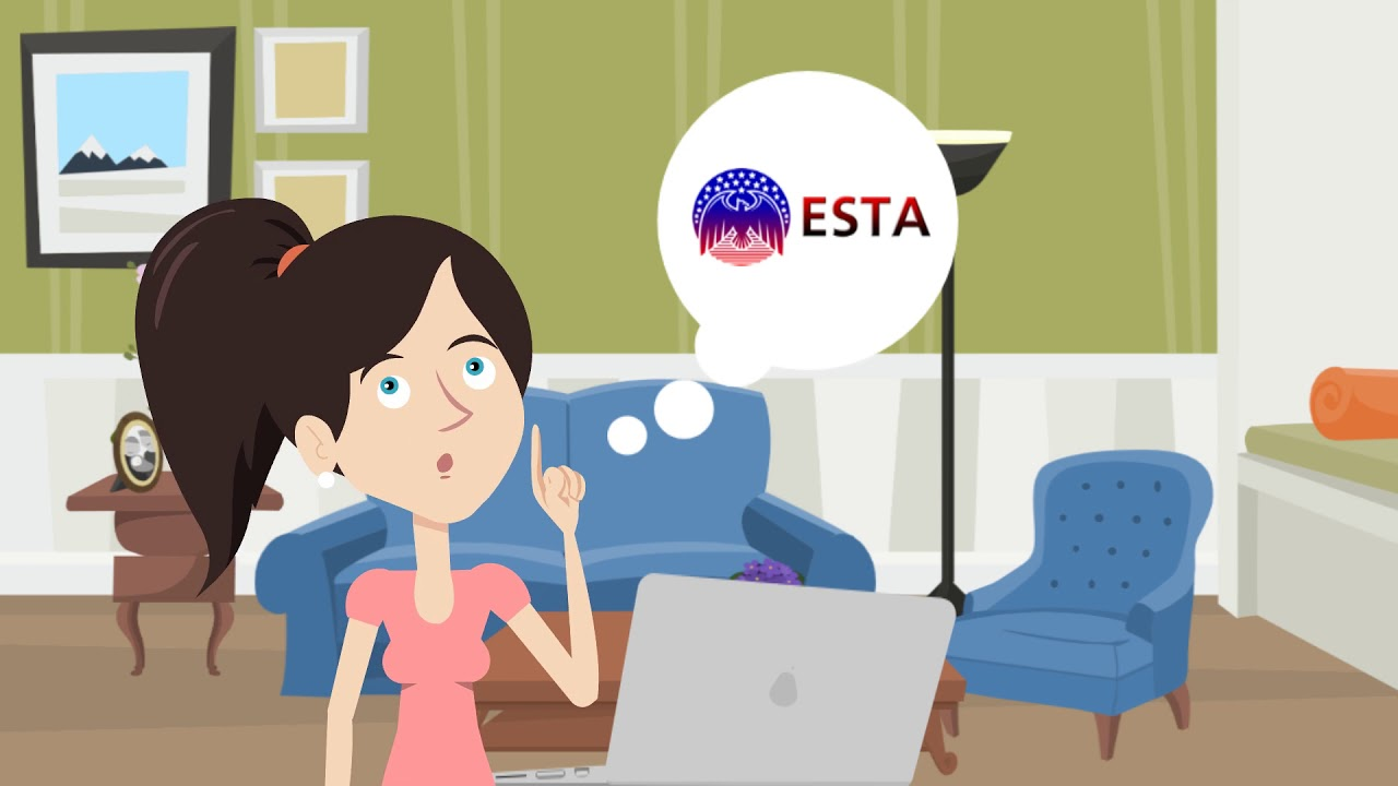 Updating an ESTA Visa Waiver Travel Authorization