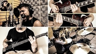 Avenged Sevenfold - Scream - SPLIT SCREEN COVER (with Bruno Santos)
