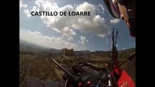 preview picture of video 'Parapente. Loarre. IZAS'