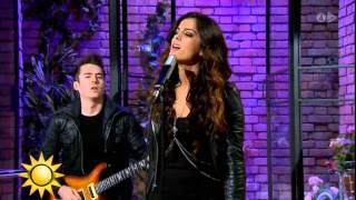 Bebe Rexha - I'm Gonna Show You Crazy (Live at Nyhetsmorgon)
