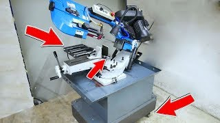 8 Ideas for IMPROVING a Bandsaw