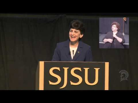 2016 Fall Welcome: Mary A. Papazian