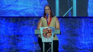 2018 National BMX Hall of Fame Woman Inductee - Debbi Kalsow
