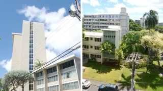 preview picture of video '1550 Wilder AV #A-613 - Centrally Located Studio in the Makiki Area of Honolulu'
