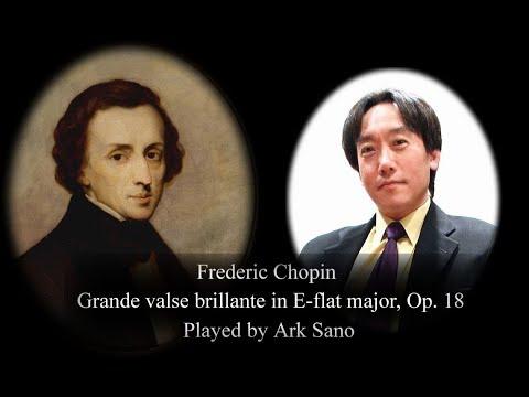 Chopin Grande valse brillante, Op18