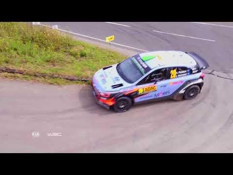 WRC 2016 - DJI Aerial Clip: ADAC Rallye Deutschland