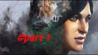 Diffusion uncharted the lost legacy #part 1