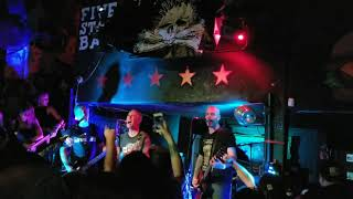 """Youth Brigade, """"I Hate My Life"""" live - Five Star Bar, Los Angeles 05/18/2018"""