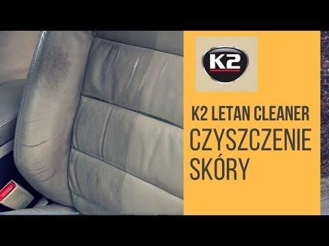 Čistič kůže K2 250 ml