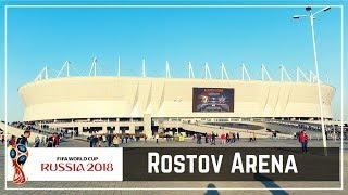 Rostov on Don Russia (Rostov Arena Stadium)