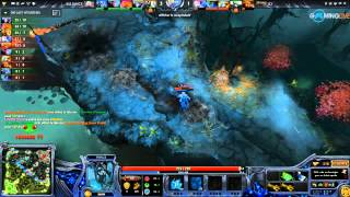 [ASUS Play It] Alliance vs LemonDogs G1  - Dota 2 FR