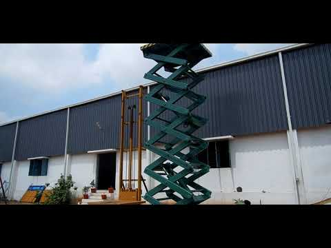 Merrit Electric Scissor Lift
