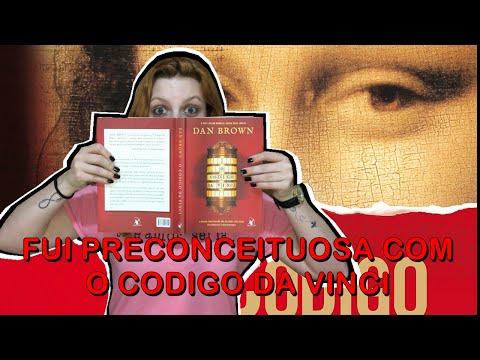 Eu fui preconceituosa com O Código Da Vinci | Leitura Virtual por Carol Mariotti