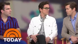Zachary Quinto, Matt Bomer, Andrew Rannells Play 'The Boys In The Band' | TODAY