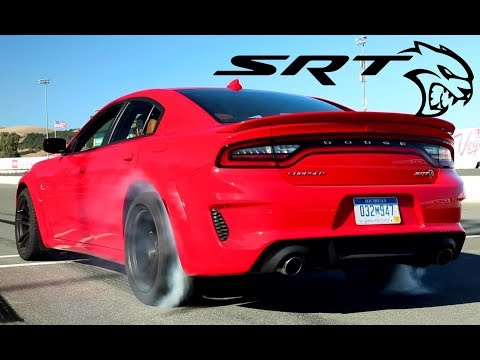 2020 Dodge Charger Hellcat (Widebody) Design, Sound, Performance