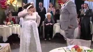Сериал Воронины, Свадебный танец Лени и Насти