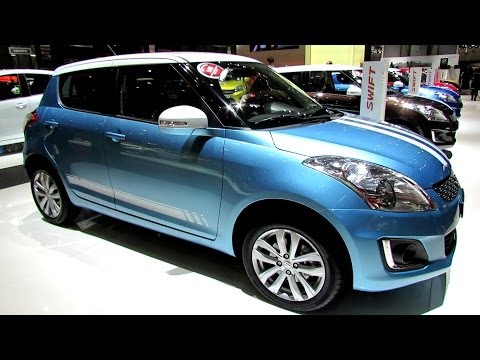 Suzuki  Swift Хетчбек класса B - рекламное видео 4
