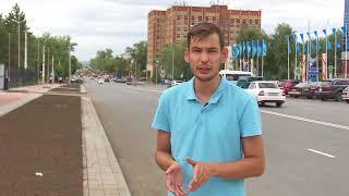 Аким Костаная отчитался перед депутатами городского маслихата о развитии областного центра