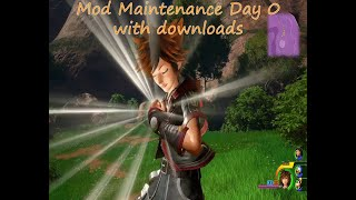 Mod Maintenance Day 0